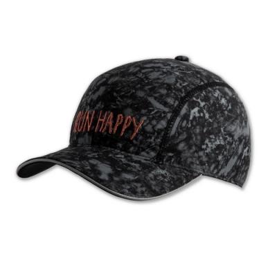 BROOKS 中性慢跑帽 大理石紋 - 280412089