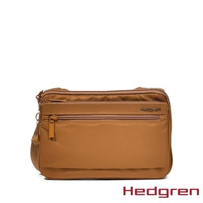 Hedgren INNER CITY貼身收納 側背包 蜜黃