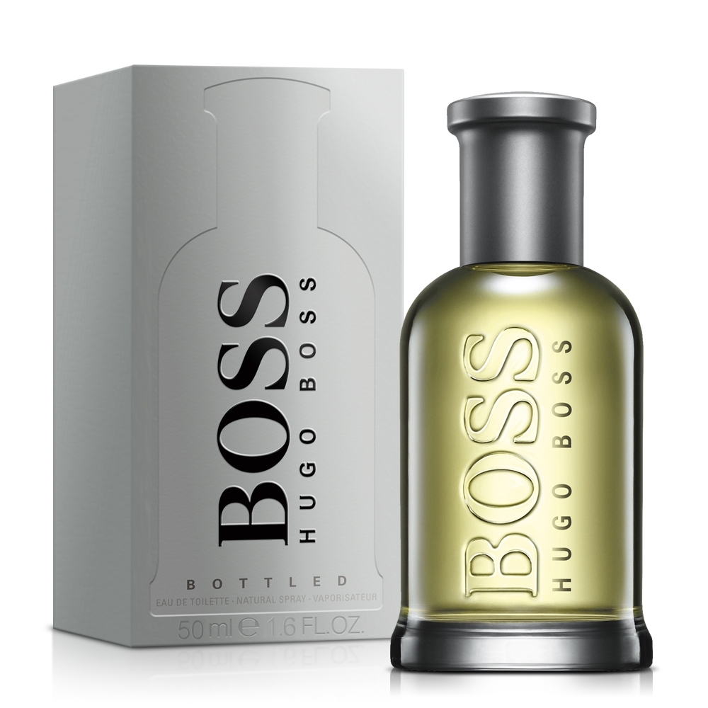 HUGO BOSS 自信男性淡香水50ml product image 1