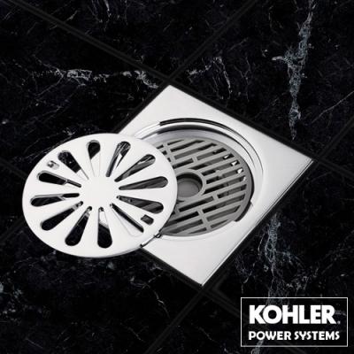 美國Kohler經典衛浴 多功能防臭地漏芯(K-R7275T)