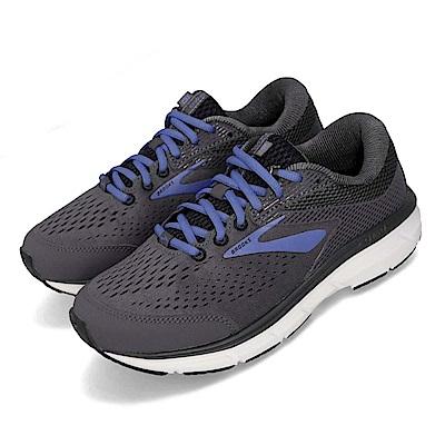 Brooks 慢跑鞋 Dyad 10 Extra Wide 女鞋