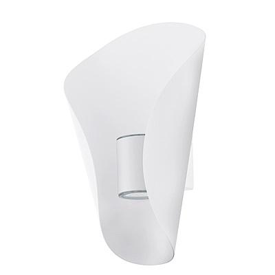 EGLO歐風燈飾 現代白美型內崁式LED壁燈