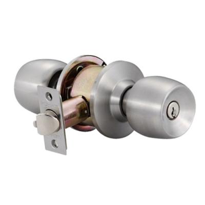 幸福牌 Lucky 1000 喇叭鎖 圓柱形門鎖 60mm 鑰匙3把