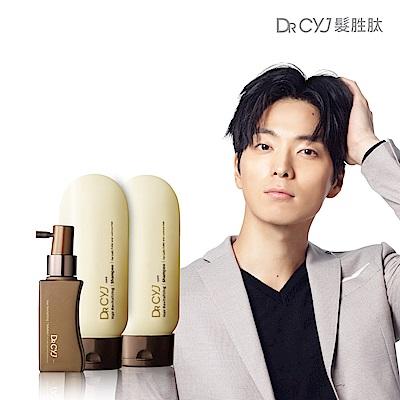 DRCYJ 洗髮養髮組(洗髮精150mlX2+養髮液60ml)