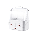 誠宜居家美學 簡約可攜式防水化妝箱 抽屜收納櫃