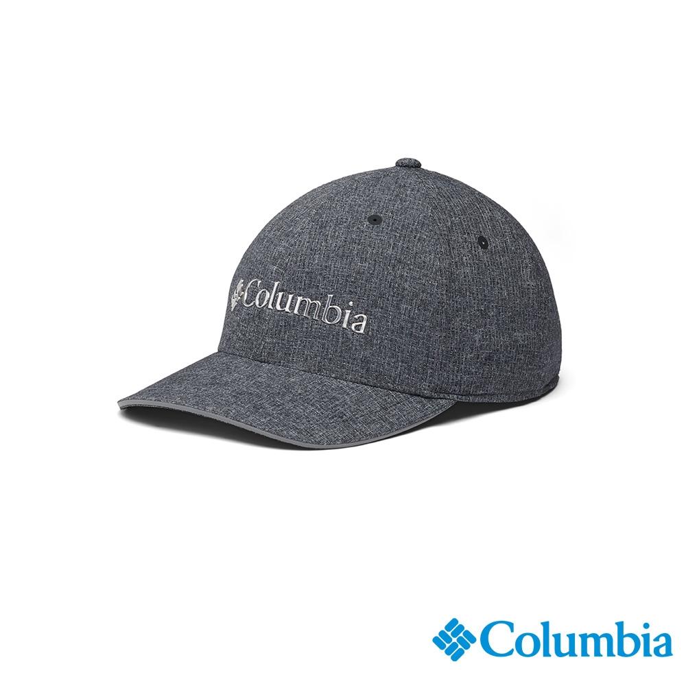 Columbia 哥倫比亞 男女款- 涼感快排棒球帽-黑色 UCU02550BK