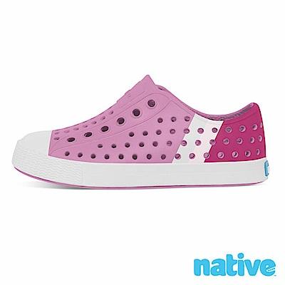 加拿大Native小奶油頭鞋-漸層馬里布粉NA8504