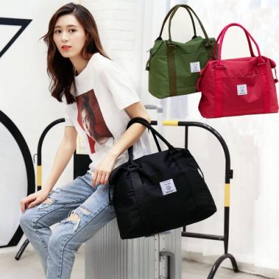 EZlife時尚大容量旅行收納袋