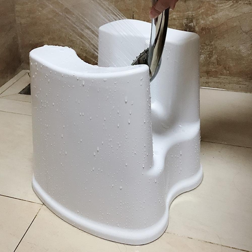 樂購 日式弧形洗澡椅