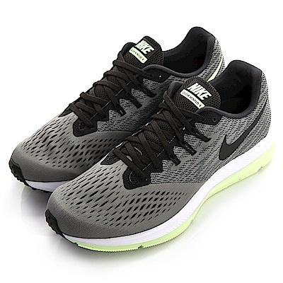 NIKE-男慢跑鞋898466011-灰
