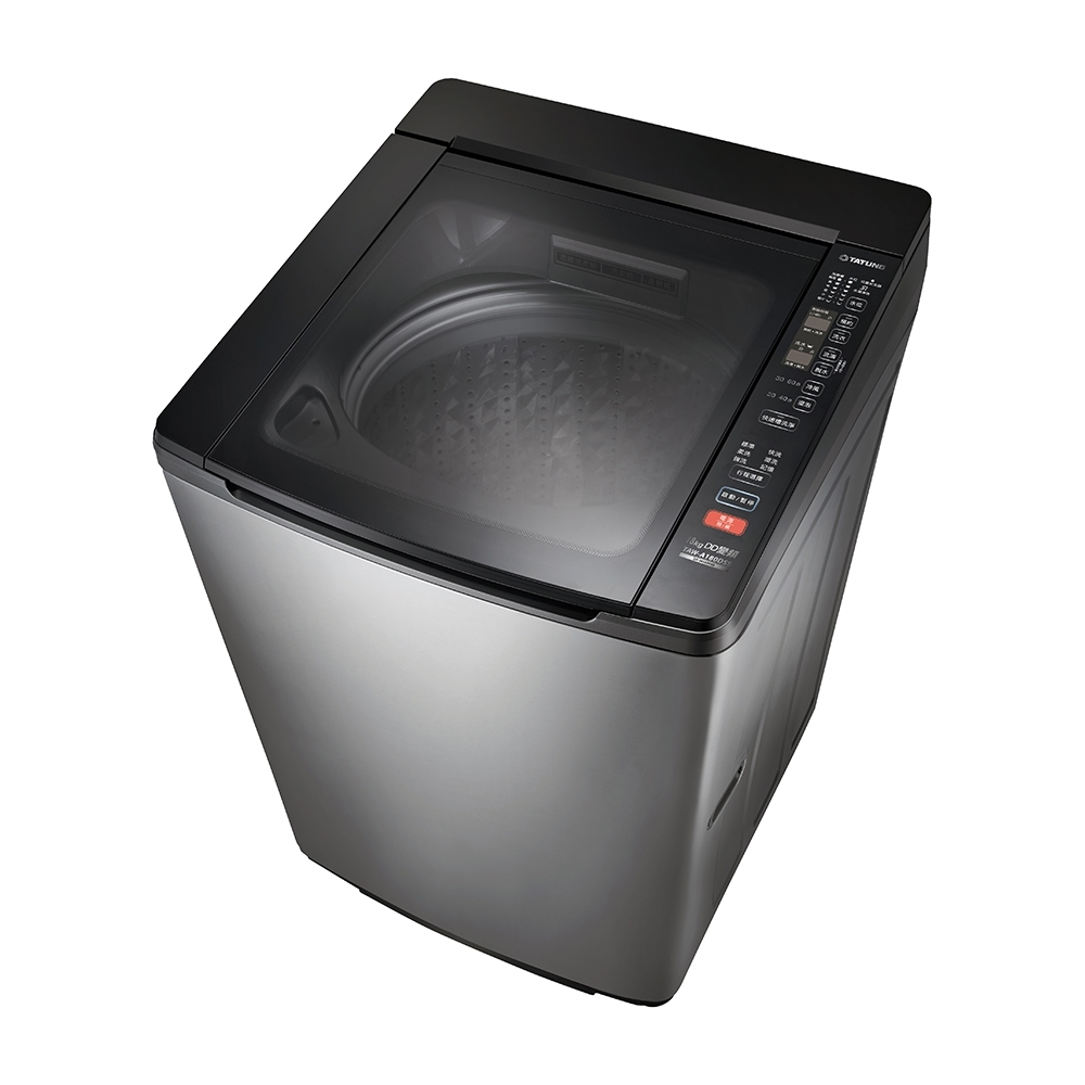 TATUNG大同 18KG DD變頻不鏽鋼洗衣機 (TAW-A180DSS)