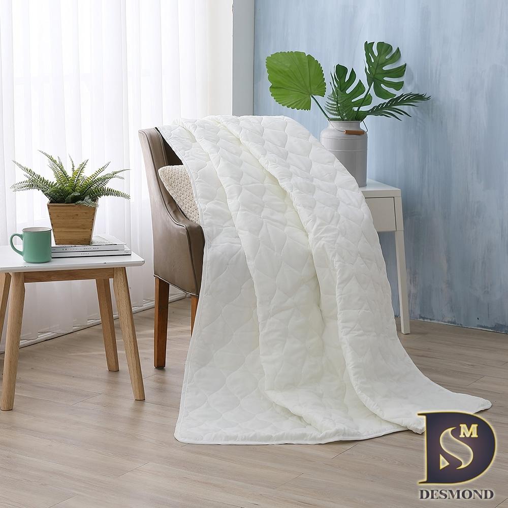 岱思夢 台灣製 透氣素色鋪棉涼被 3M吸濕排汗技術