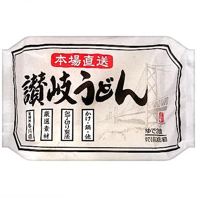 麵屋吉丁 讚岐烏龍麵[三人份](450g)