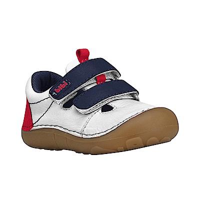 巴西BiBi童鞋_休閒款-藍白984009