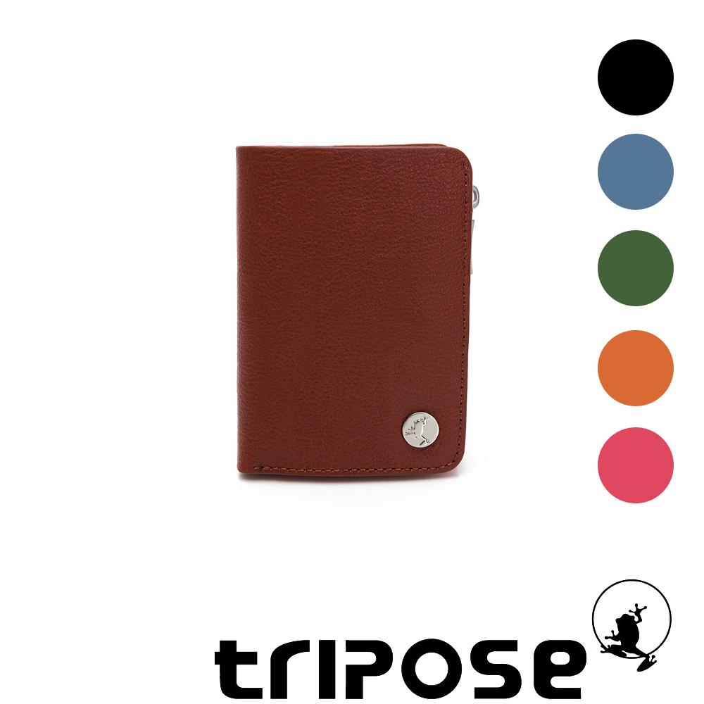 tripose MIN對開簡式短夾 多色任選