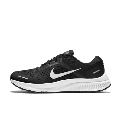 NIKE 慢跑 緩震 訓練 運動鞋 女鞋 黑 CZ6721001 W AIR ZOOM STRUCTURE 23