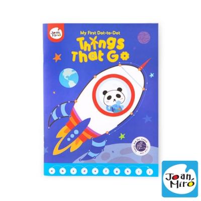 【西班牙 JoanMiro 原創美玩】兒童連點畫-交通工具 JM08879