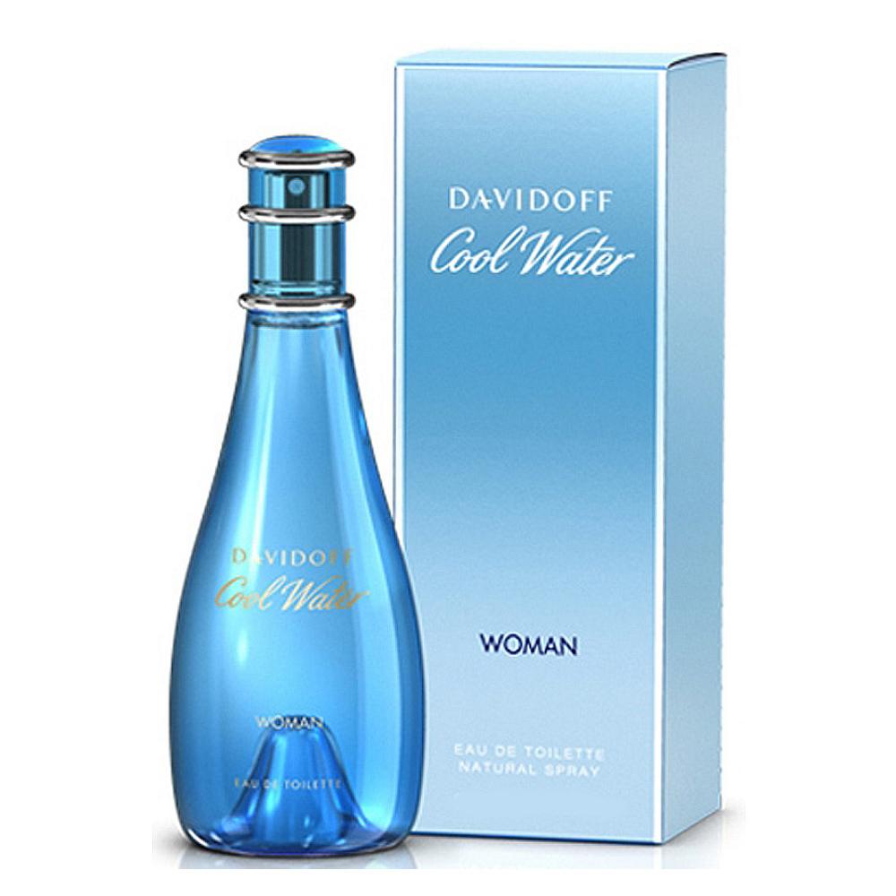 *Davidoff Coolwater 大衛杜夫冷泉女性淡香水100ml