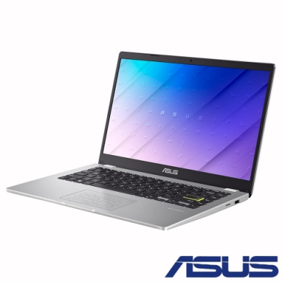 (加裝256G)ASUS E410MA 14吋筆電 (N5030/4G/128G eMMC+256G SSD/Win10 HOME S(附贈Office365 個人版