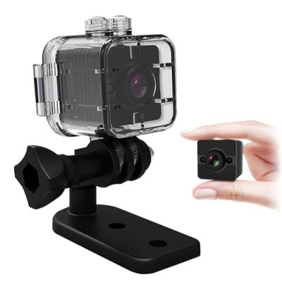 IS愛思 Q-12 1080P高畫質超迷你攝影機 附專屬防水殼