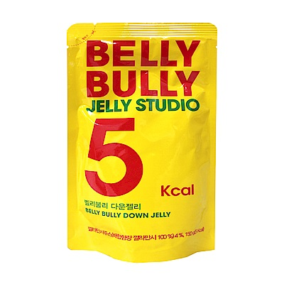 BELLY BULLY果凍飲-金桔芒果味(150g)
