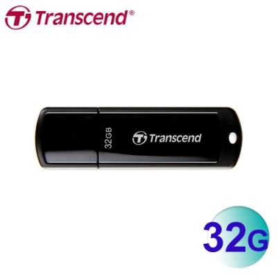 Transcend 創見 32G JetFlash 700 USB3.1 隨身碟JF700