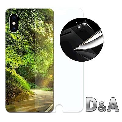 D&A Apple iPhone X/Xs (5.8吋)日本膜HC機身貼(鏡面抗刮)