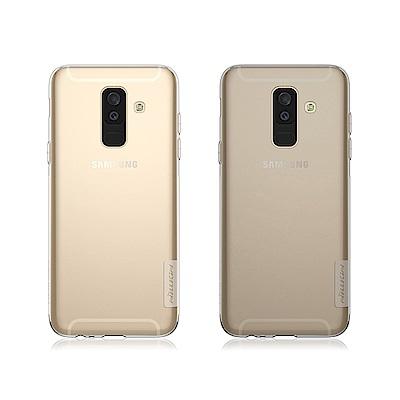 NILLKIN SAMSUNG Galaxy A6+ 本色TPU軟套