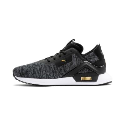 PUMA-Rogue X Knit 男性慢跑運動鞋-黑色