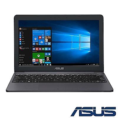 ASUS E203NA 11.6吋筆電 (N3350/4G/64G eMMC/Win10 HOME S模式/LapTop/灰)