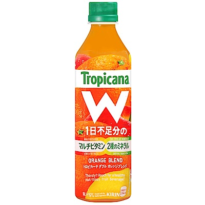 KIRIN Tropicana柑橘綜合果汁飲料(500g)