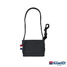 Kiiwi O! 輕便隨行系列可折疊環保帆布飲料袋 黑