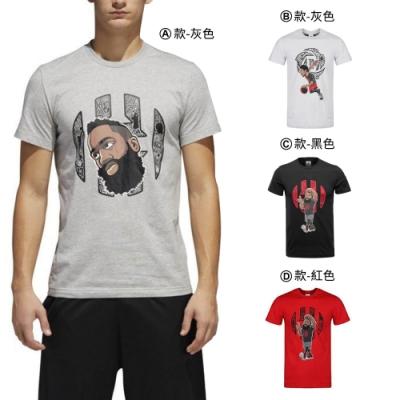 【時時樂限定】ADIDAS 男短袖T恤(4款任選)
