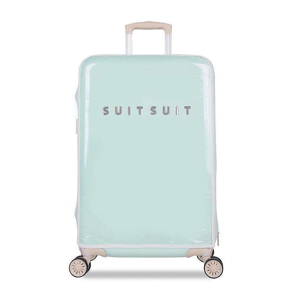 SUITSUIT Fabulous PC塑膠 行李箱保護套24吋-薄荷