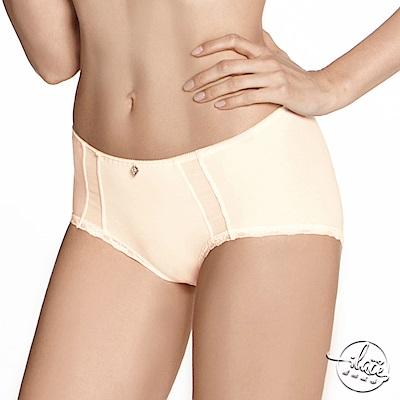 LADY 魔力V系列 機能調整型 中腰平口內褲(輕巧膚)