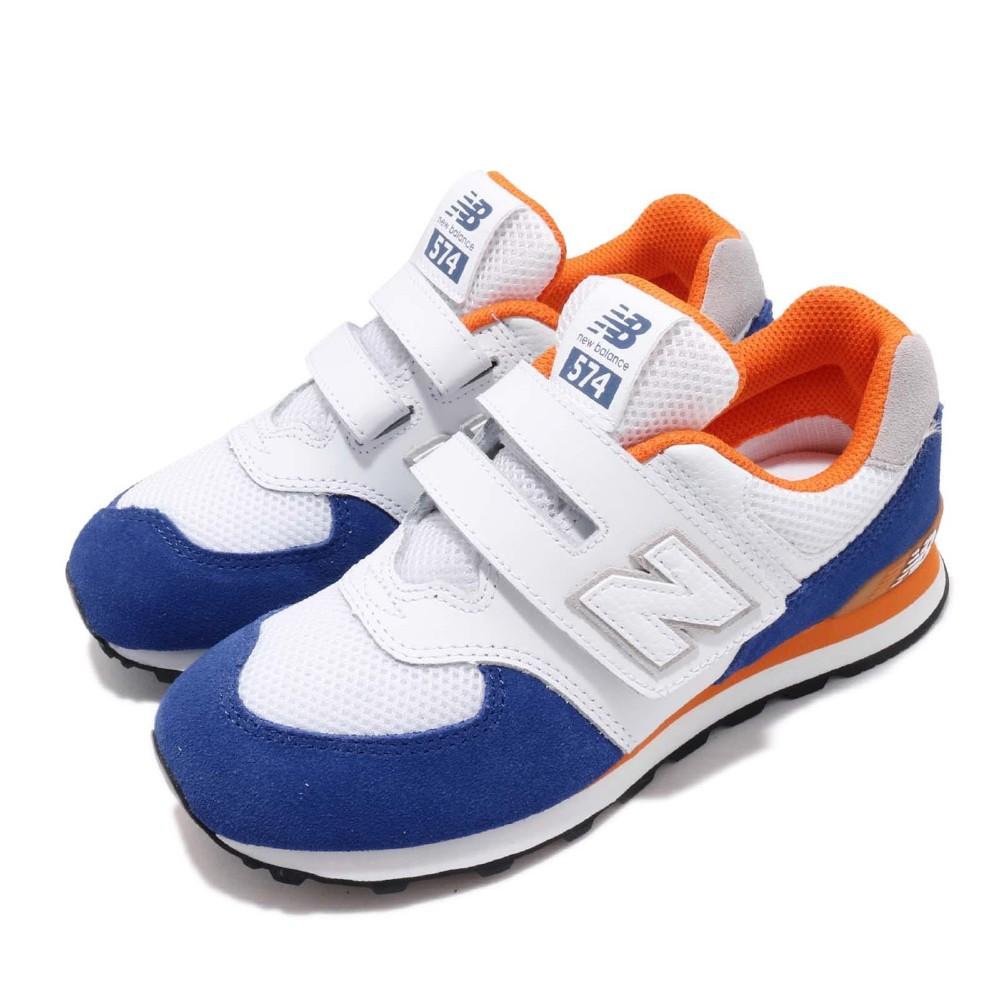 New Balance 慢跑鞋 YV574NSD 寬楦 童鞋