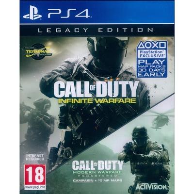 決勝時刻:無盡戰爭 典藏版 Call of Duty: Infinite Warfare Legacy Edition - PS4 英文歐版