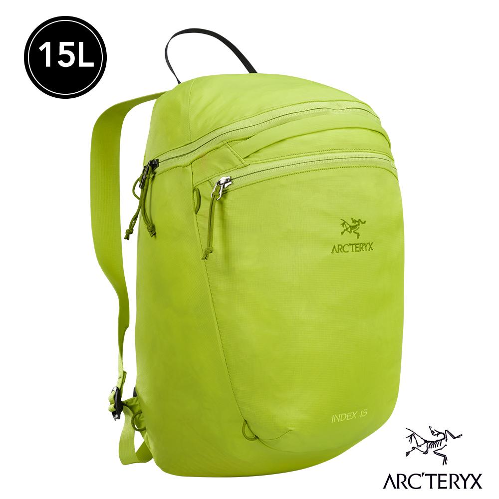Arcteryx 24系列 Index 15L多功能後背包 葉綠體