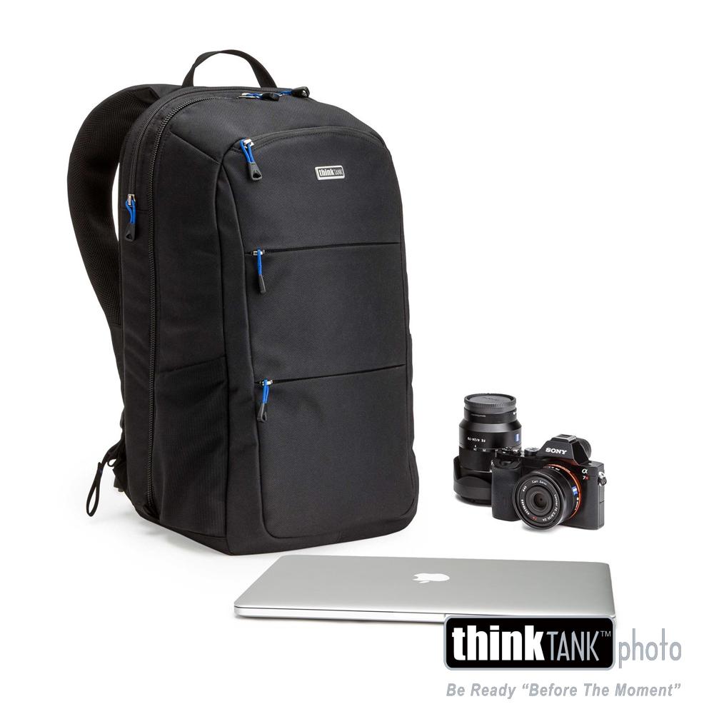 ThinkTank創意坦克-Perception Pro輕巧雙肩後背包-PP446(黑L)