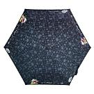 迪士尼Disney 圖騰米奇Mickey 抗UV銀膠晴雨傘