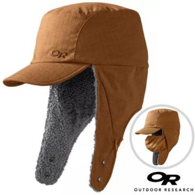 Outdoor Research 新款 WHITEFISH HAT 輕量透氣排汗保暖護耳帽子_咖啡