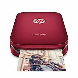 HP Sprocket Plus  迷你相片印表機 (豔夏紅)