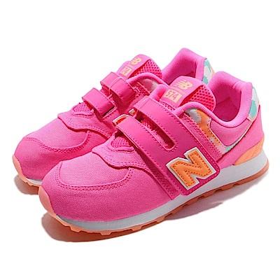 New Balance 慢跑鞋 YV574OLW  童鞋