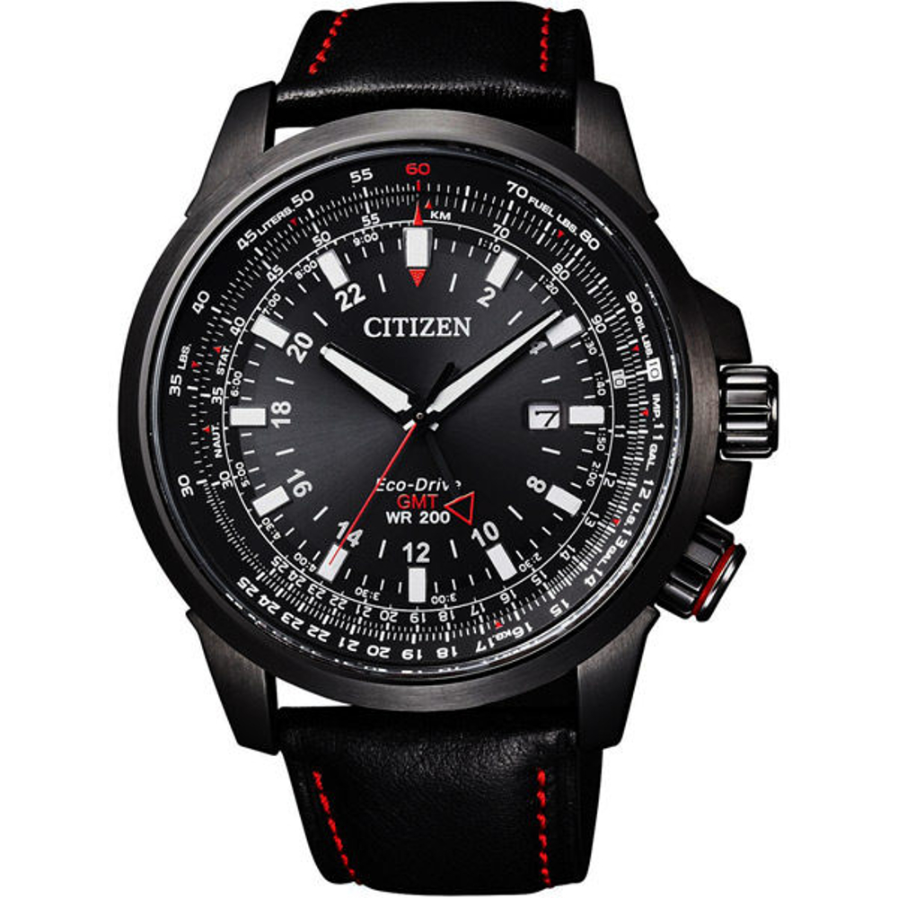 CITIZEN PROMASTER SKY系列的新一代型格機師錶(BJ7076-00E)