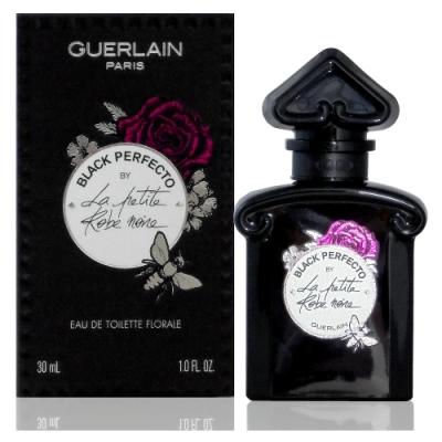 Guerlain La Petite Robe Noire Black Perfecto 小黑裙完美花香淡香水 30ml