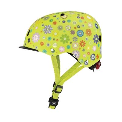 GLOBBER ELITE 安全帽 XS-繽紛綠