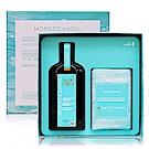 MOROCCANOIL 摩洛哥優油愛皂限量禮盒-公司貨(125ml+經典香氛沐浴皂)
