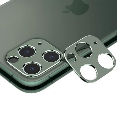 PKG iPhone11 Pro/Pro Max  (5.8/6.5)鏡頭金屬圈-必備