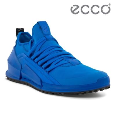 ECCO BIOM 2.0 M 透氣極速戶外運動鞋 男鞋 天堂藍
