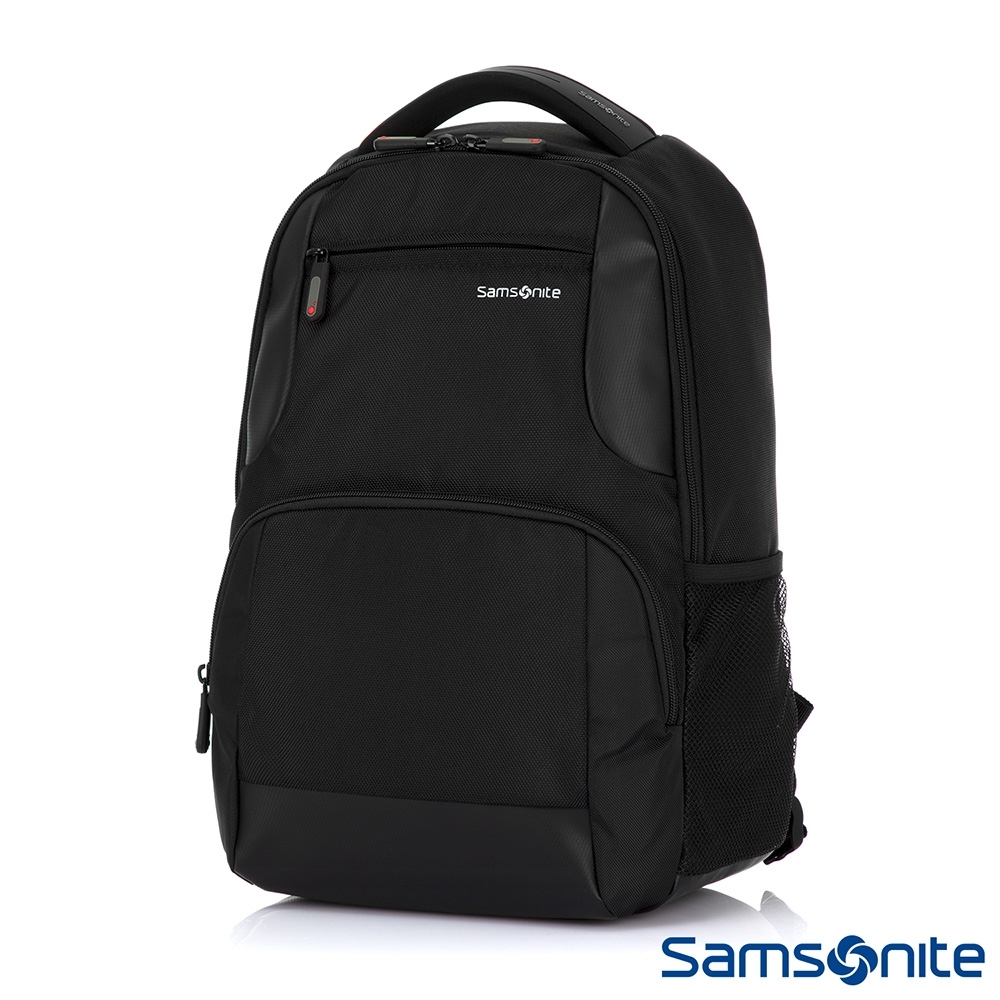 Samsonite新秀麗 Enprial-E 商務筆電後背包(黑)